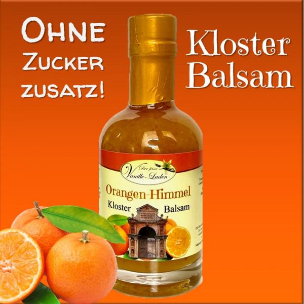 Orangen-Himmel Kloster-Balsam (OHNE ZUCKERZUSATZ)