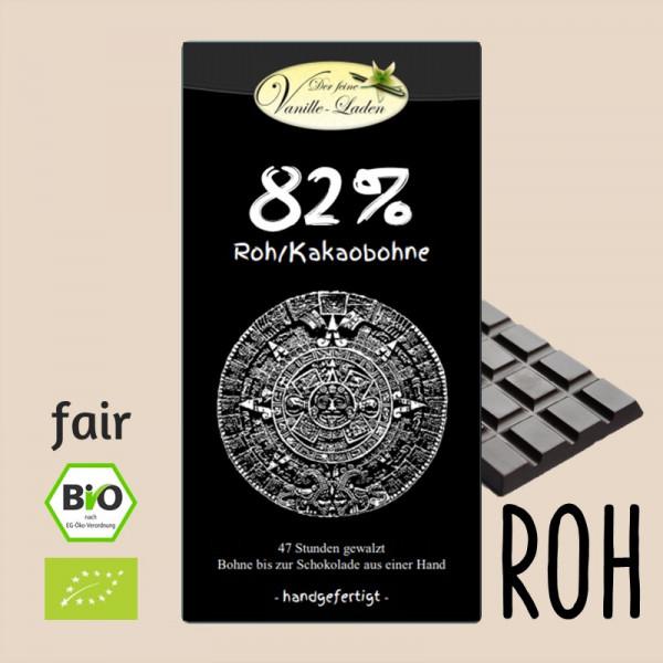82% Roh/Kakaobohne