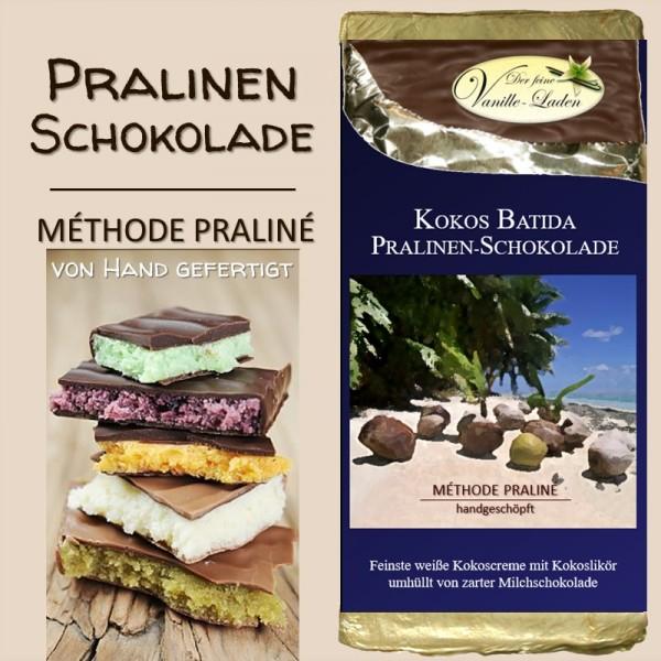 Kokos-Batida Pralinen-Schokolade