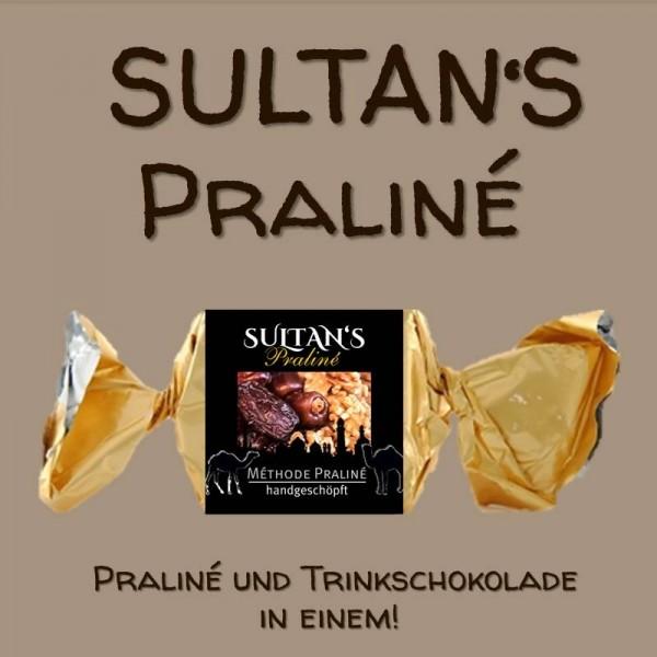 Praliné SULTAN'S (Walnuss-Dattel)