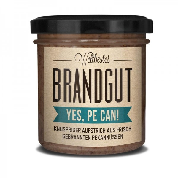 "BRANDGUT ""YES, PE CAN!"""