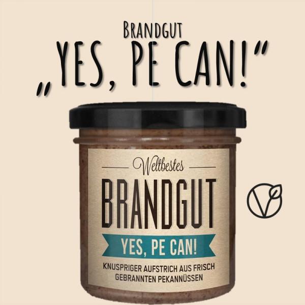 "BRANDGUT ""YES, PE CAN!"""