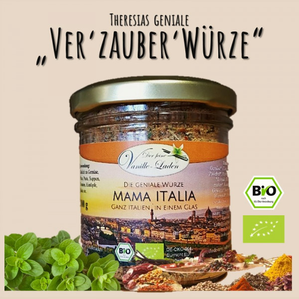"BIO ""Mama Italia"" - Ganz Italien genießen!"