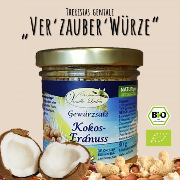 BIO Kokos-Erdnuss Würze