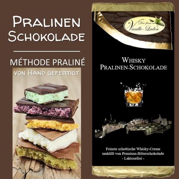 Whisky Pralinen-Schokolade