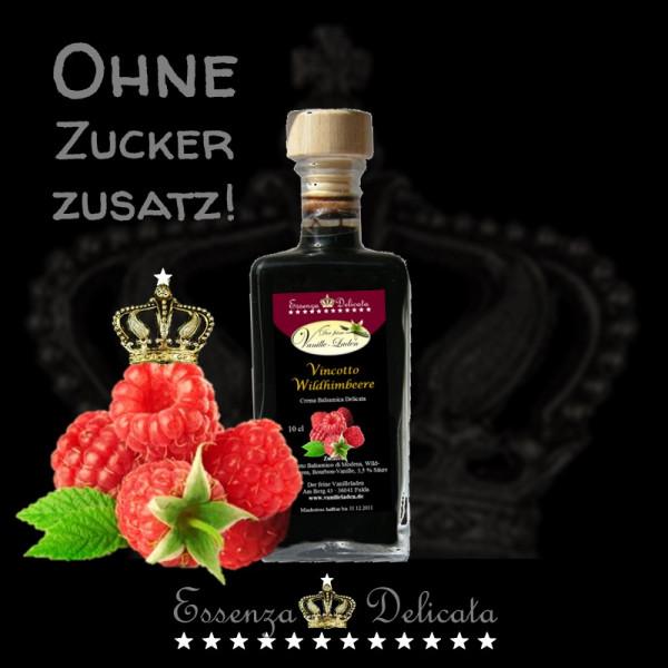 VINCOTTO Wildhimbeere - Crema Delicata (OHNE ZUCKERZUSATZ)