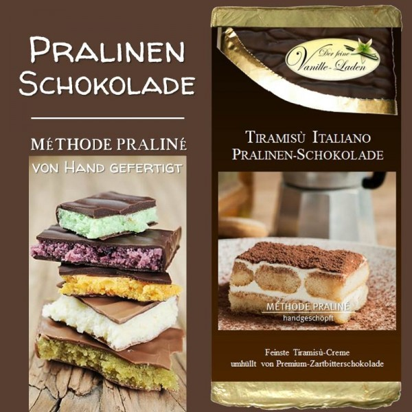 Tiramisù Italiano Pralinen-Schokolade