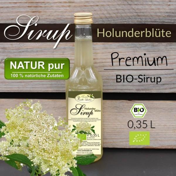 BIO Holunderblüten-Sirup
