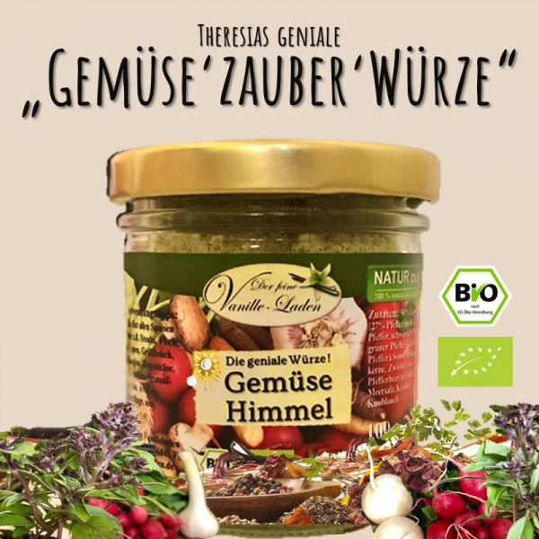 """BIO """"Gemüse-Himmel"""" Würze"""