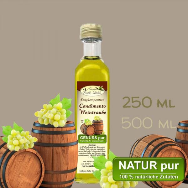 Condimento Weintraube