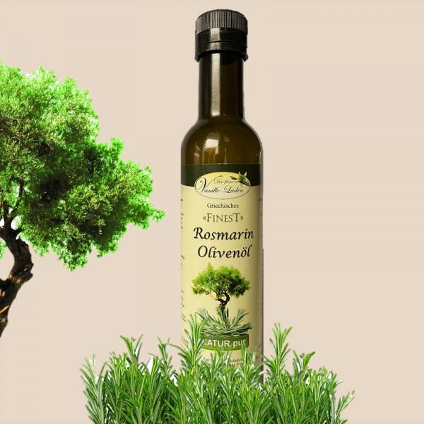 Rosmarin-Olivenöl aus Kreta