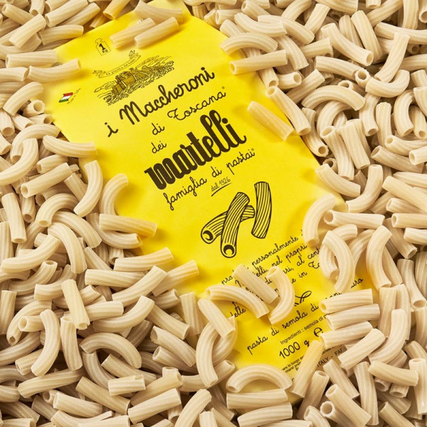 Maccheroni Martelli - in traditioneller Herstellung