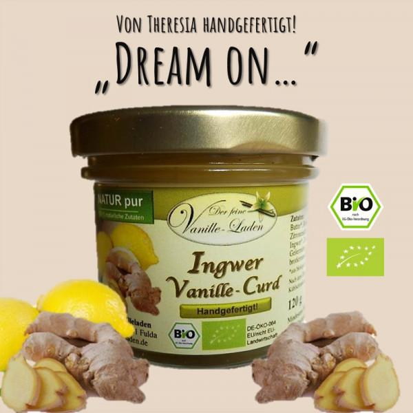 BIO Ingwer-Vanille-Curd
