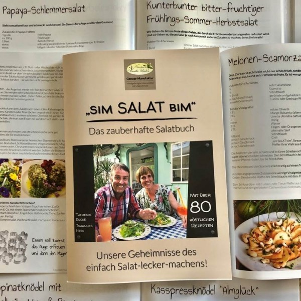 Unser Salatbuch (3te Auflage!)