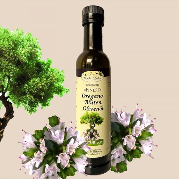 Oregano-Blüten-Olivenöl aus Kreta