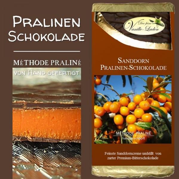 Sanddorn Pralinen-Schokolade