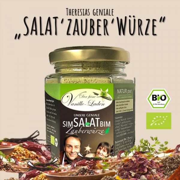 "BIO ""simSALATbim"" Salat-Zauberwürze"