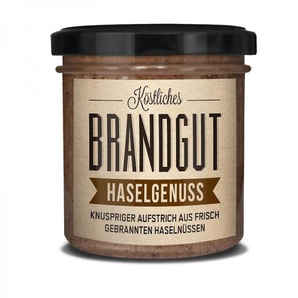 """BRANDGUT """"HASELGENUSS"""""""