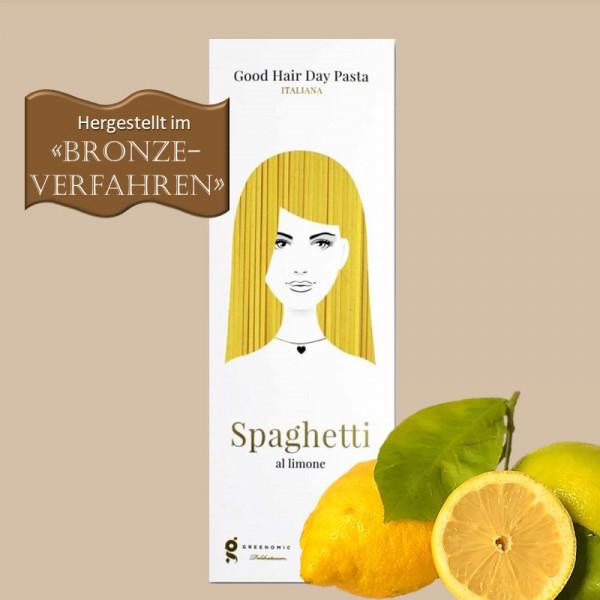 Spaghetti al limone | Good Hair Day Pasta