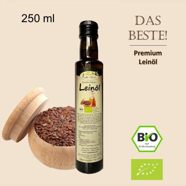 BIO-Leinöl (250 ml)