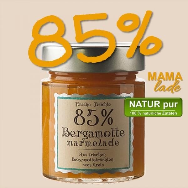 85% BERGAMOTTE MARMELADE von der Insel Kreta