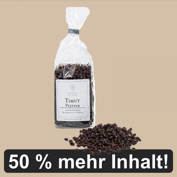 BIO Timut-Pfeffer - nepalesischer Szechuanpfeffer (Der STAR!!!)